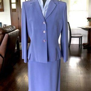 Kasper A.S.L. Lilac Suit